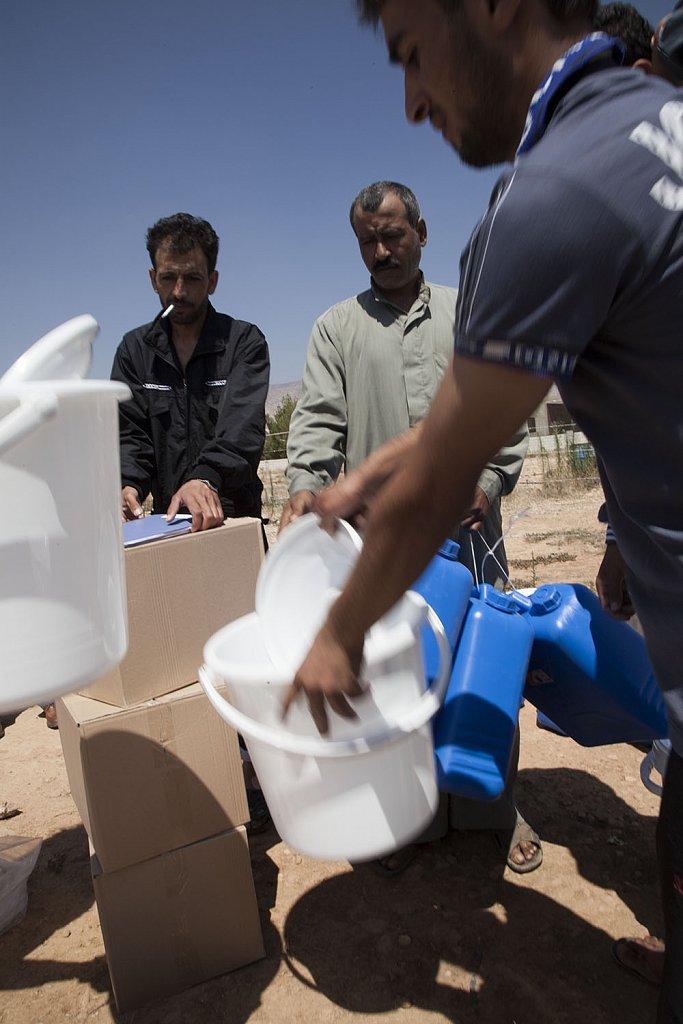 Humanitarian assistance